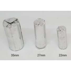 Καρβουνάκια 22mm, 27mm 35mm