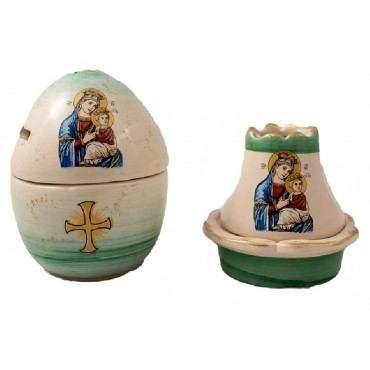 Καντήλι Αυγό + Μίνι (Α1+Α2)