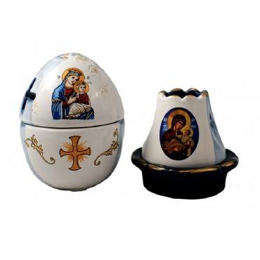 Καντήλι Αυγό + Μίνι (Β1+Β2)